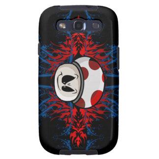 Mad Shroom Case Samsung Galaxy S3 Cover