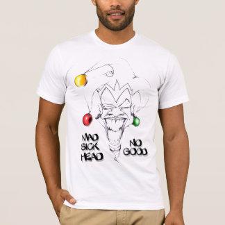 Mad Sick Head No Good T-Shirt