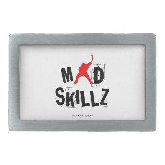 MAD SKILLZ BELT BUCKLE