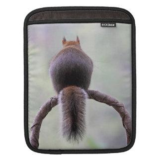 Mad Squirrel iPad Sleeve