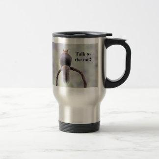Mad Squirrel Coffee Mug