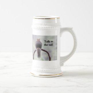 Mad Squirrel Coffee Mugs