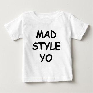 Mad Style YO Baby T-Shirt
