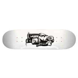 Mad T board Skate Deck