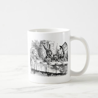 Mad Tea Party Alice In Wonderland Mug