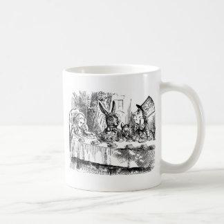 Mad Tea Party Alice In Wonderland Mug