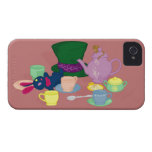 Mad Tea Party BlackBerry Bold Case