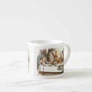 Mad Tea Party Espresso Cup