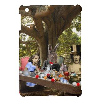 Mad Tea Party iPad Mini Cover