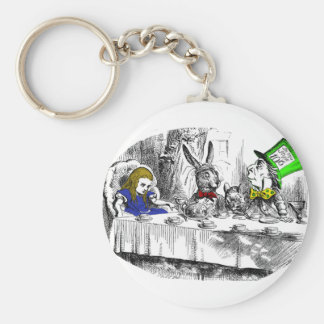 Mad Tea Party Key Chains