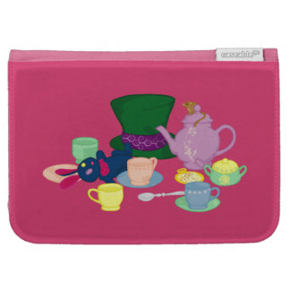 Mad Tea Party Kindle Case