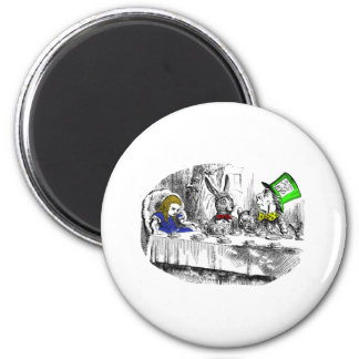 Mad Tea Party Magnet