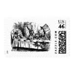 Mad Tea Party Stamps