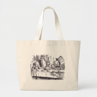 Mad Tea Party Tote Bags