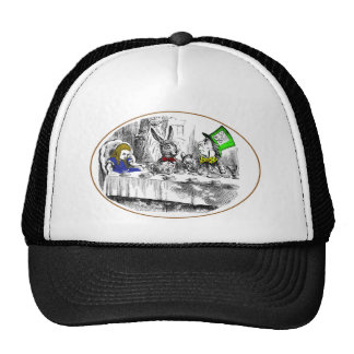 Mad Tea Party Trucker Hat
