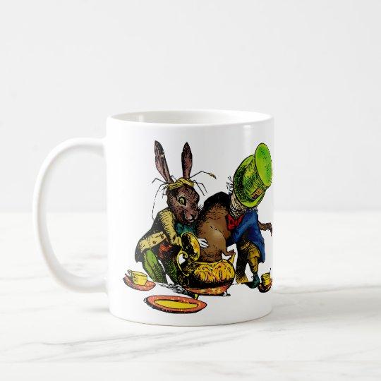 Mad Teaparty Coffee Mug