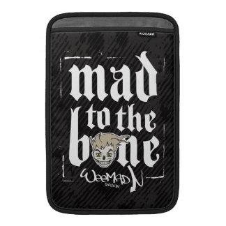 Mad To The Bone MacBook Air Sleeve