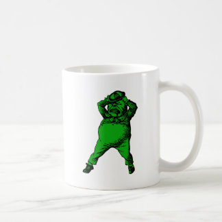 Mad Tweedle Dee Inked Green Fill Coffee Mug