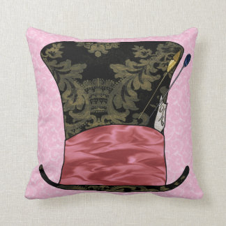 'Mad Victorian' Pillow