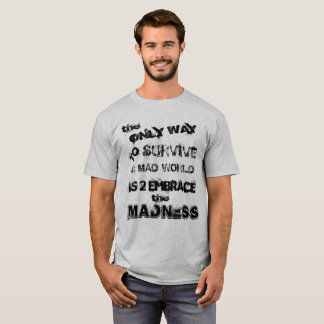 Mad World 101 T-Shirt