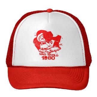 Mad World 1980's Trucker Hat