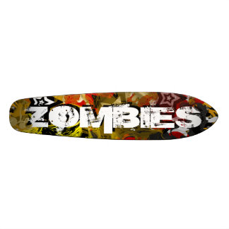 Mad Zombies Skateboard