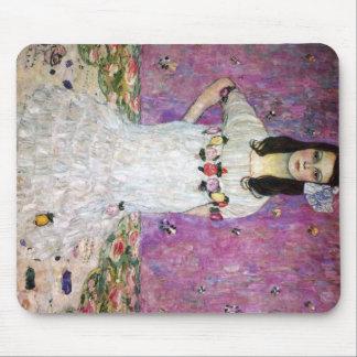 Mada Primavesi by Gustav Klimt Mouse Pad
