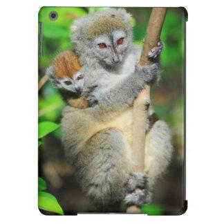 Madagascar, Andasibe, Ile Aux Lemuriens, Mother Case For iPad Air
