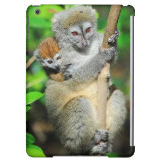 Madagascar, Andasibe, Ile Aux Lemuriens, Mother iPad Air Cases