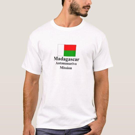 Madagascar Antananarivo Mission T-Shirt