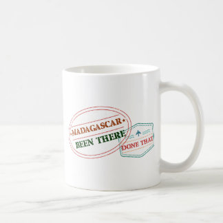 Madagascar Been There Done That Coffee Mug