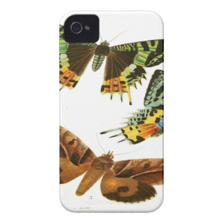 Madagascar Butterflies Case-Mate iPhone 4 Case