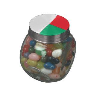 Madagascar Jelly Belly Candy Jar