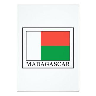Madagascar card