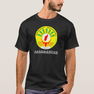 Madagascar Coat of Arms T-Shirt