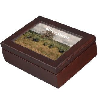 Madagascar Countryside Keepsake Boxes