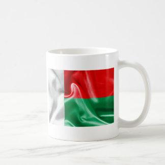 Madagascar Flag Coffee Mug