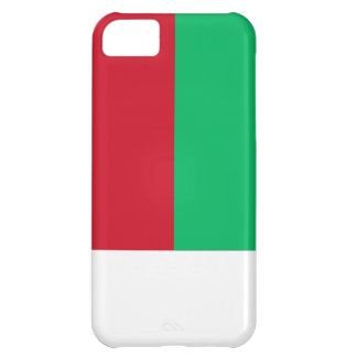 Madagascar Flag Cover For iPhone 5C