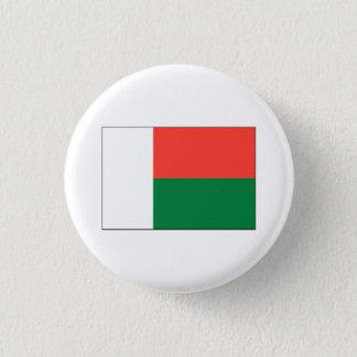 Madagascar FLAG International Button