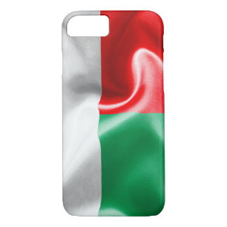 Madagascar Flag iPhone 8/7 Case