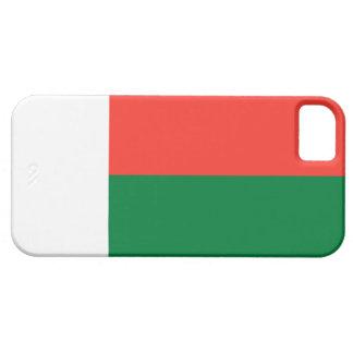 Madagascar Flag iPhone SE/5/5s Case