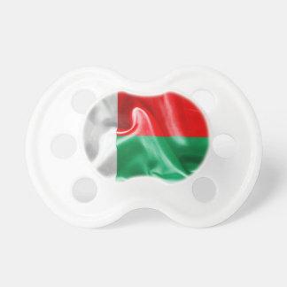 Madagascar Flag Pacifier