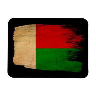 Madagascar Flag Rectangular Photo Magnet