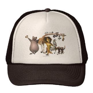 Madagascar Friends Trucker Hat