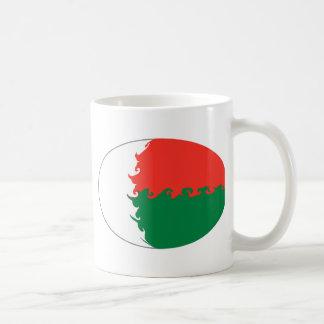 Madagascar Gnarly Flag Mug