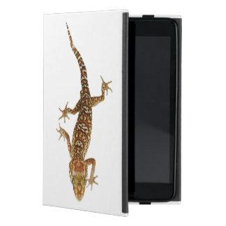 Madagascar ground gecko (Paroedura pictus) on iPad Mini Case