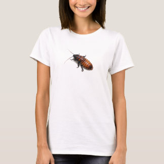Madagascar Hissing Cockroach T-Shirt