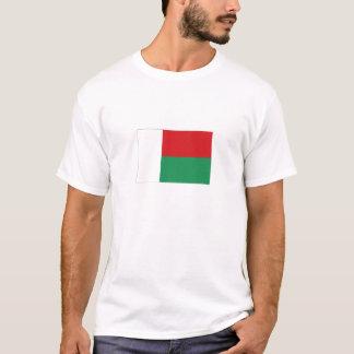 Madagascar National Flag T-Shirt