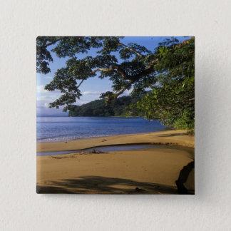 Madagascar, Nosy Mangabe Special Reserve, on Pinback Button