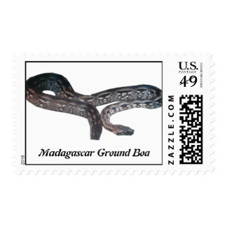 Madagascar Postage Stamp